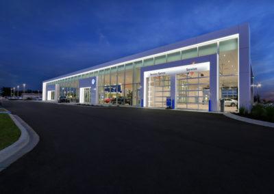 VW of Crystal Lake: Sobotec Corporate Identity Development
